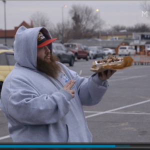Our Products shown in Action Bronson