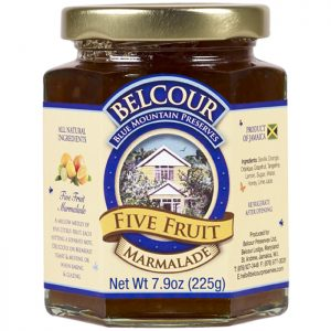 Five Fruit Marmalade