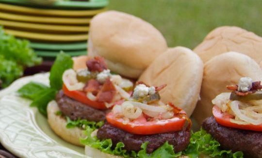 Belcour Birthday Burgers