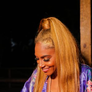 "Naomi brings ""Energy"" to Belcour"